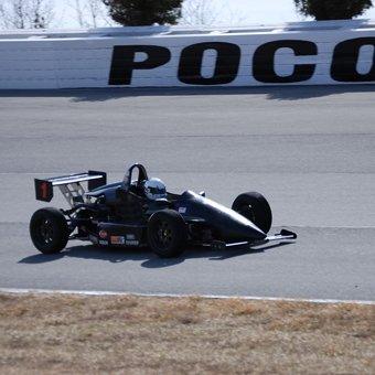 3 Day Formula Racing School in Philadelphia