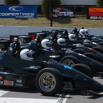 Formula 2000 Racing in Philadelphia