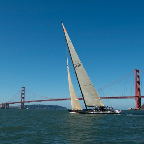 Americas Cup Sailing San Francisco