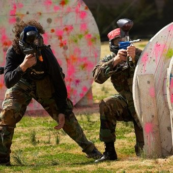 Paintball at Oregons Finest in Portland