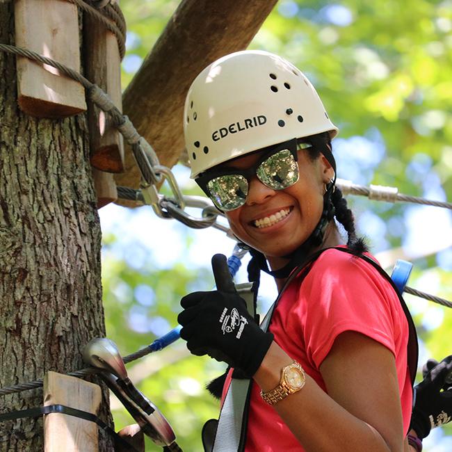 Treetop Fun