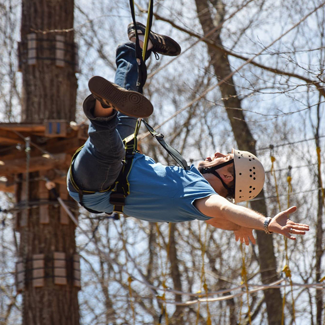 Zip Line and Aerial Adventure