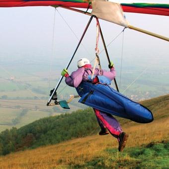 Los Angeles Hang Gliding Lesson