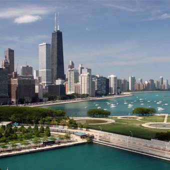 Chicago Helicopter Tour (for 3) in Chicago