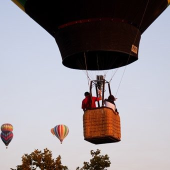 Private Balloon Ride for 2 in Indianapolis