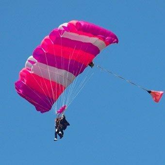 Tandem Skydiving in Pittsburgh