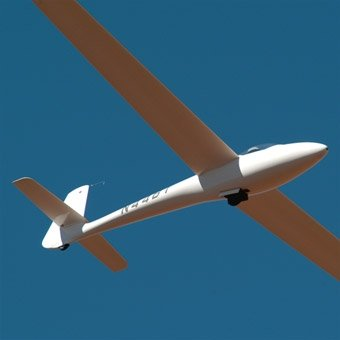 Glider Ride for 2 in San Diego