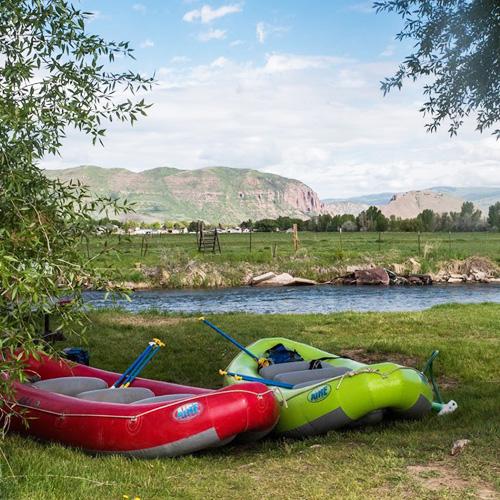 Utah White Water Rafting