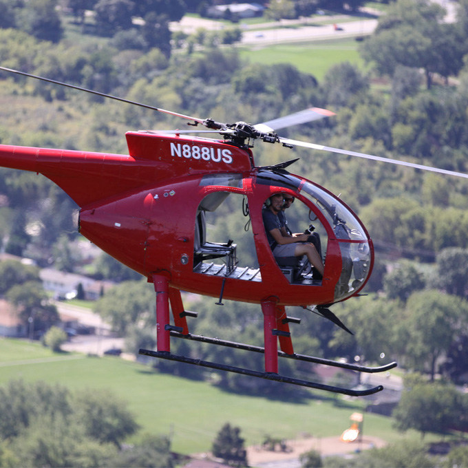 Intro Helicopter Flight Lesson