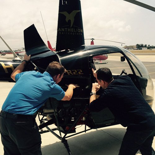 Introductory Helicopter Flight