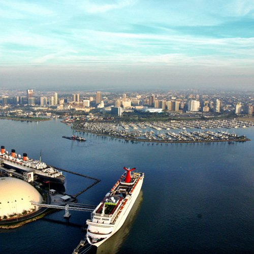 Long Beach Scenic Helicopter Tour