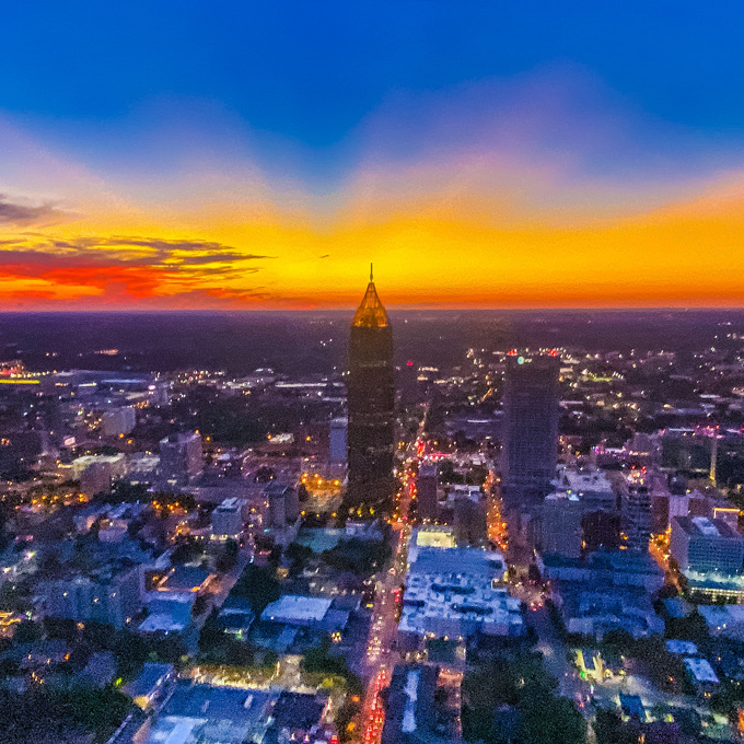 Helicopter Tour for 2 in Atlanta