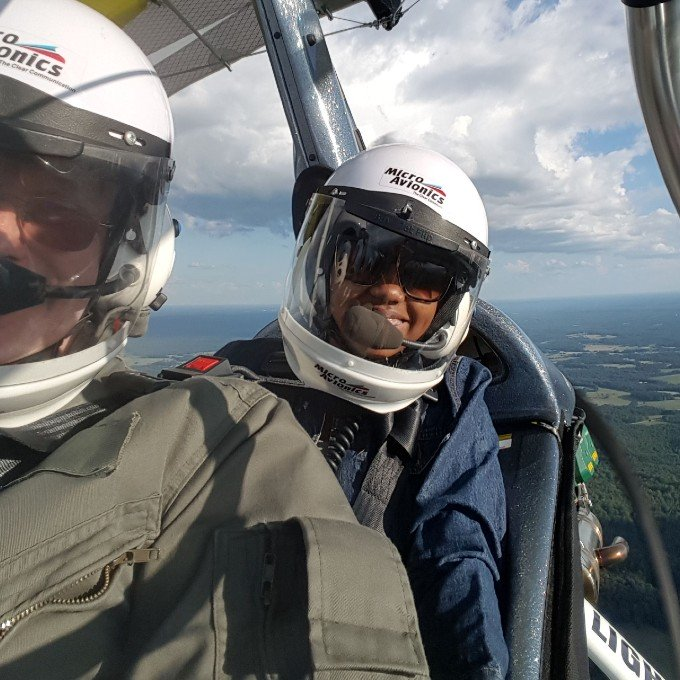 Learn to Fly in a Light Sport Aircraft in Georgia