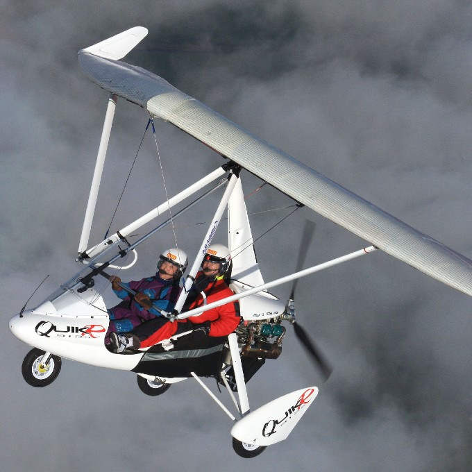 Introductory Flight Lesson in Jefferson, GA