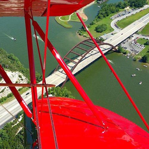 Austin aerial tour
