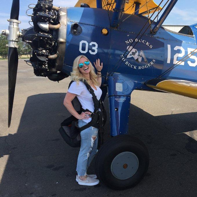 Ultimate Biplane Ride in Warrenton, VA