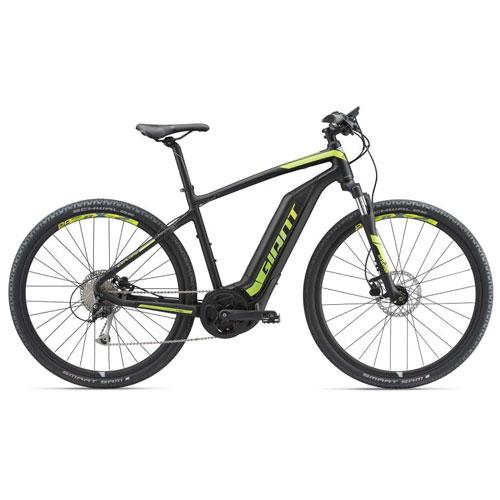 High-End Electric Bike