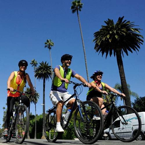 Bike Tour of West Hollywood