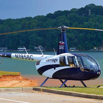 Scenic Helicopter Tour in Atlanta