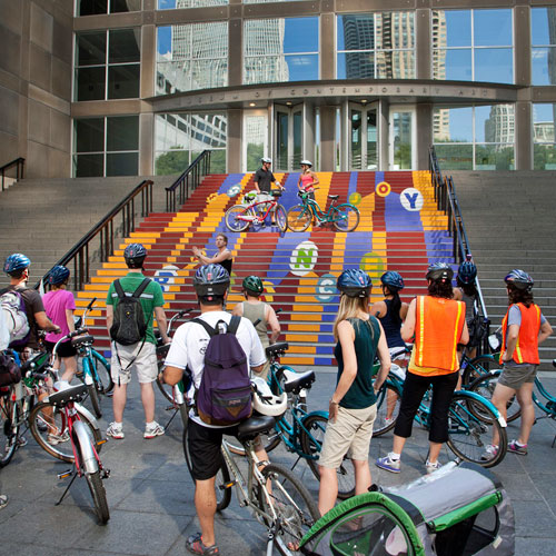 Chicago Bike Tour of Lakefront