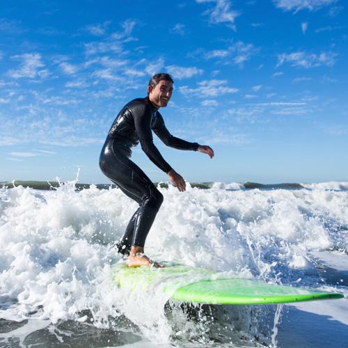 Santa Barbara Surf Lesson