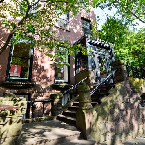 Brooklyn Neighborhood during Food Tour