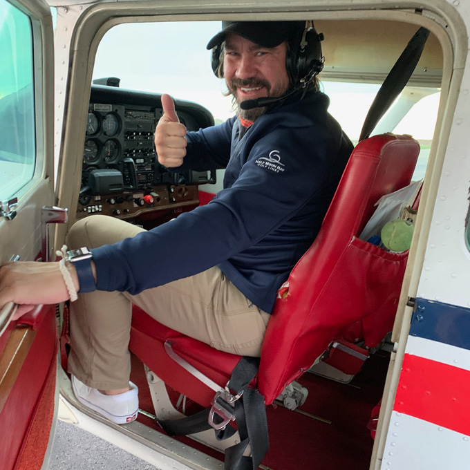 Fly a Cessna in Connecticut