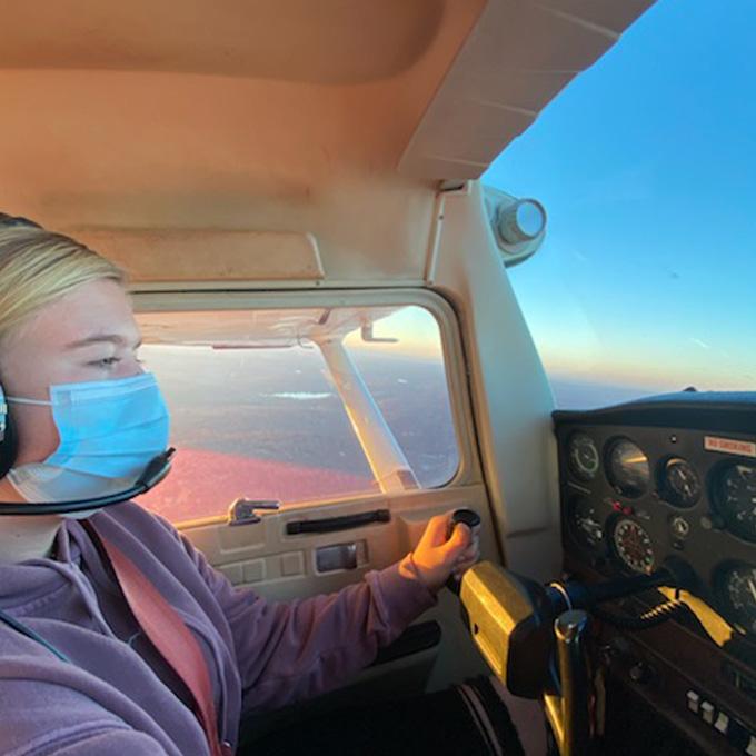 Intro Flight Lesson
