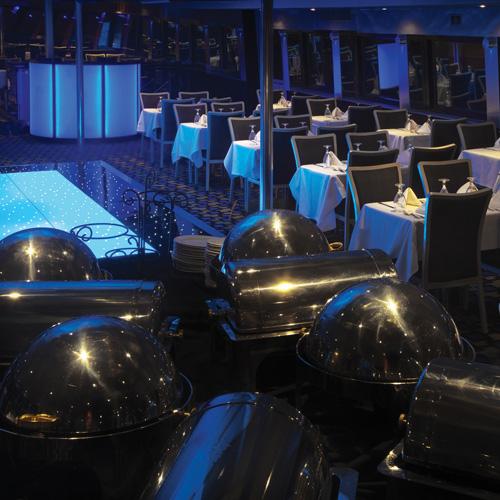 Dinner Cruise in Chicago Fiesta Deck