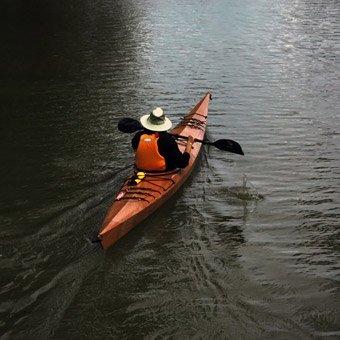 Architectural Kayak Tour in Chicago