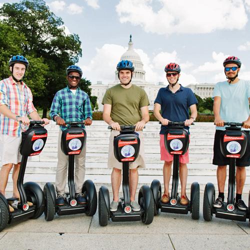 Segway Tour of Washington DC