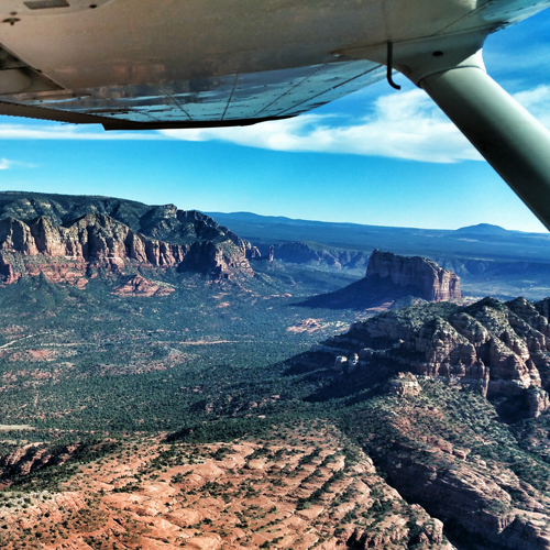 Flight Training Sights