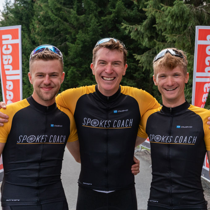 Online Cycling Coaches