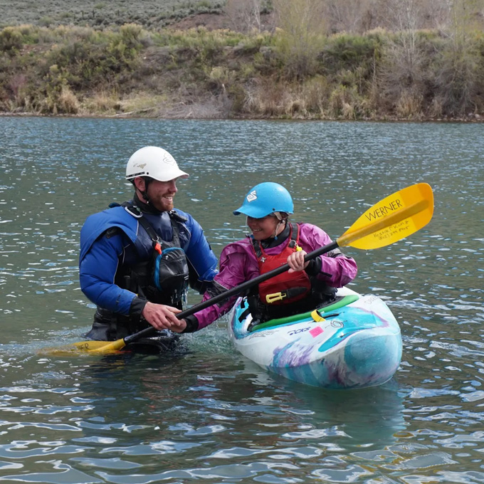 Kayak Lesson in Denver