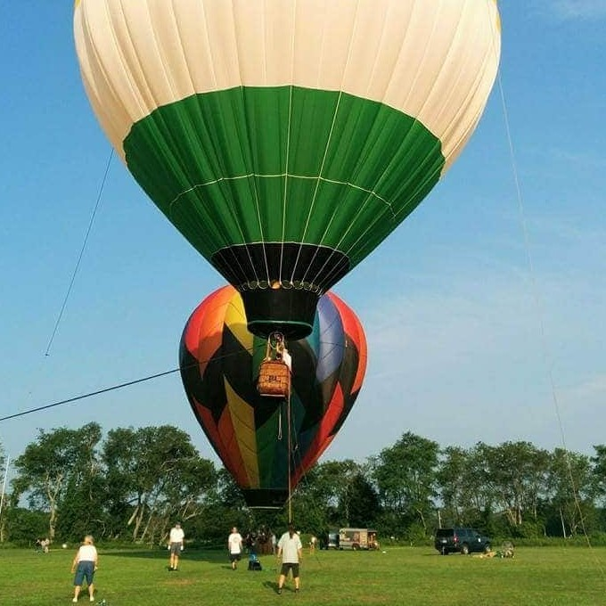 Hot Air Balloon Ride from Connecticut
