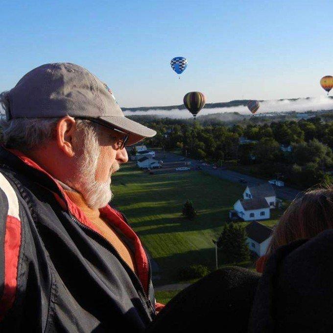 Shared Hot Air Balloon Ride