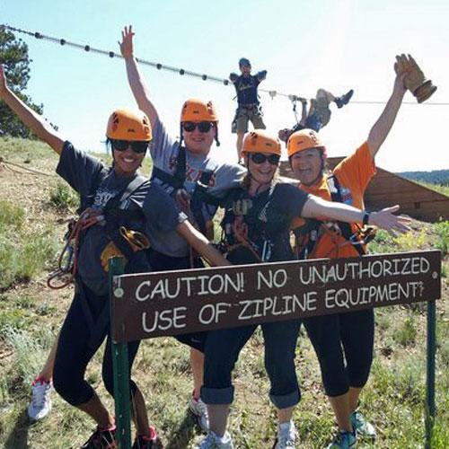 Denver Adventure Zipline Tour