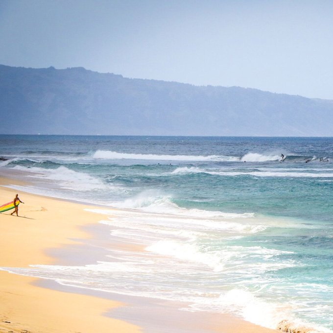 See the Beaches of Oahu