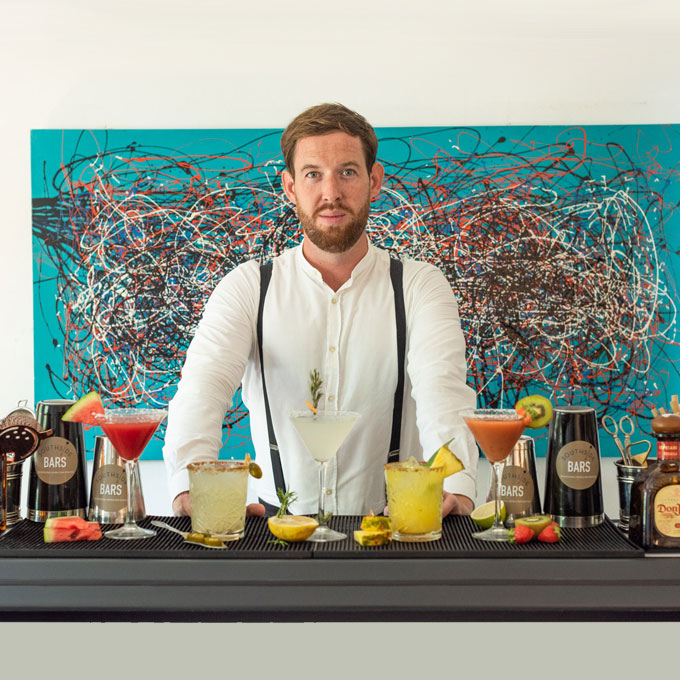 Virtual Cocktail Class with Bartender