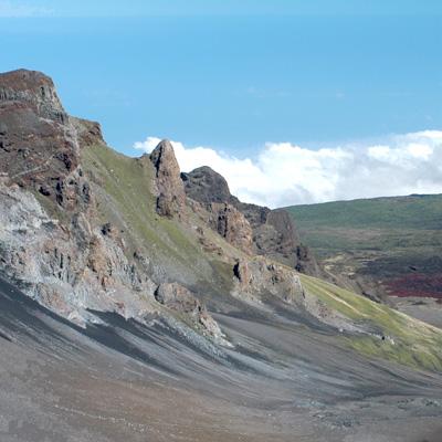 Haleakala Landscape