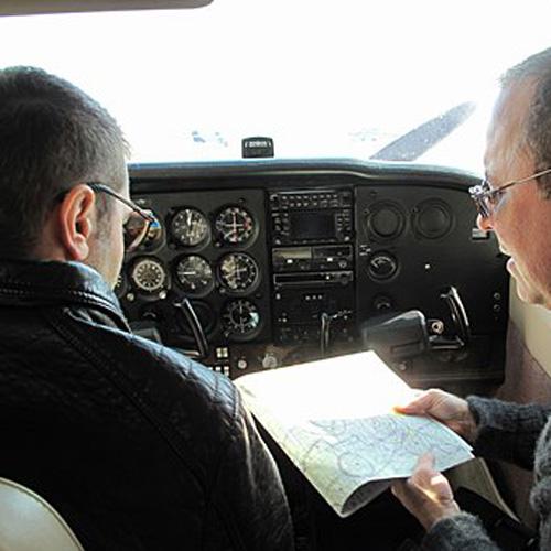Fly a Plane in Sacramento