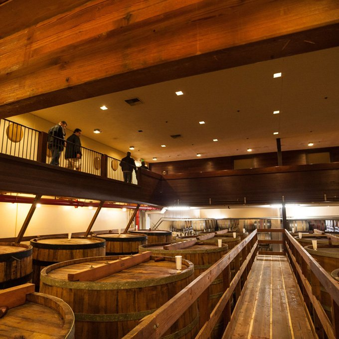 Winery on Wine Country Tour