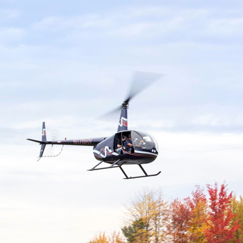 Fall Foliage Helicopter Tour of the Hudson Valley