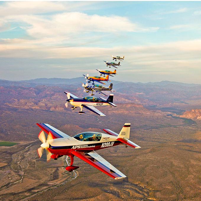 Fly an Extra 300L near Phoenix, AZ