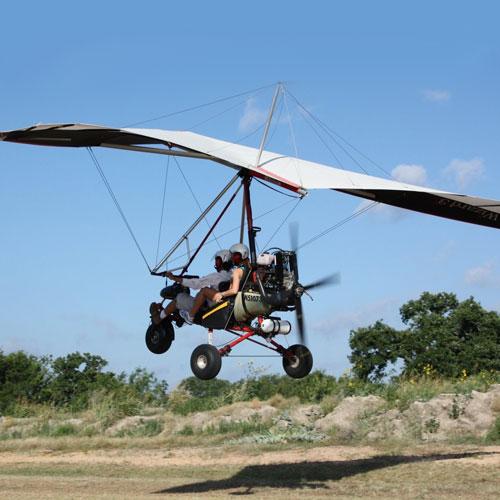 Hang Gliding in Austin