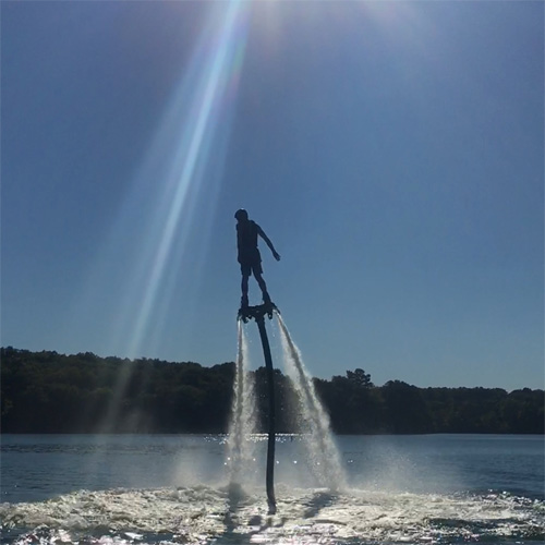 Try a Flyboard in Tennessee
