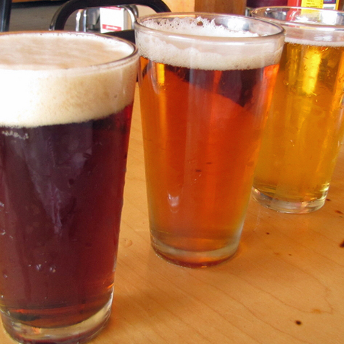 Indianapolis Food Tour with Beer Tasting on Mass Ave