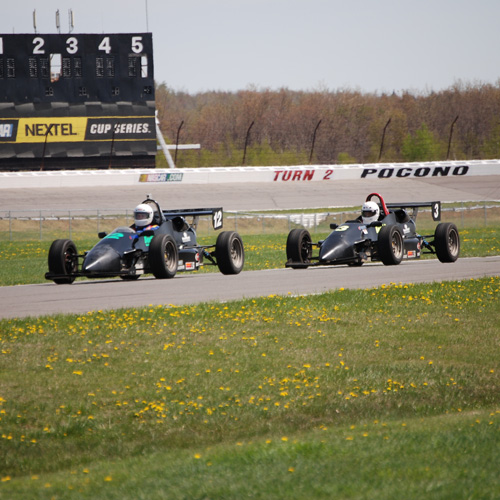 Formula 2000 Racing 3 Day School