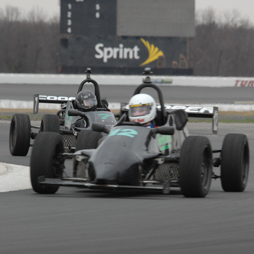 3 Day Formula Racing School in Florida