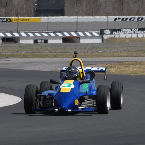Richmond Formula 2000 Racing School